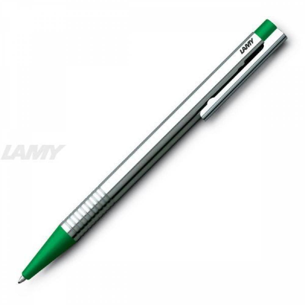 LAMY Logo 스틸그린 볼펜 라미 라미볼펜 볼펜 고급볼펜 선물용볼펜 선물볼펜 필기구