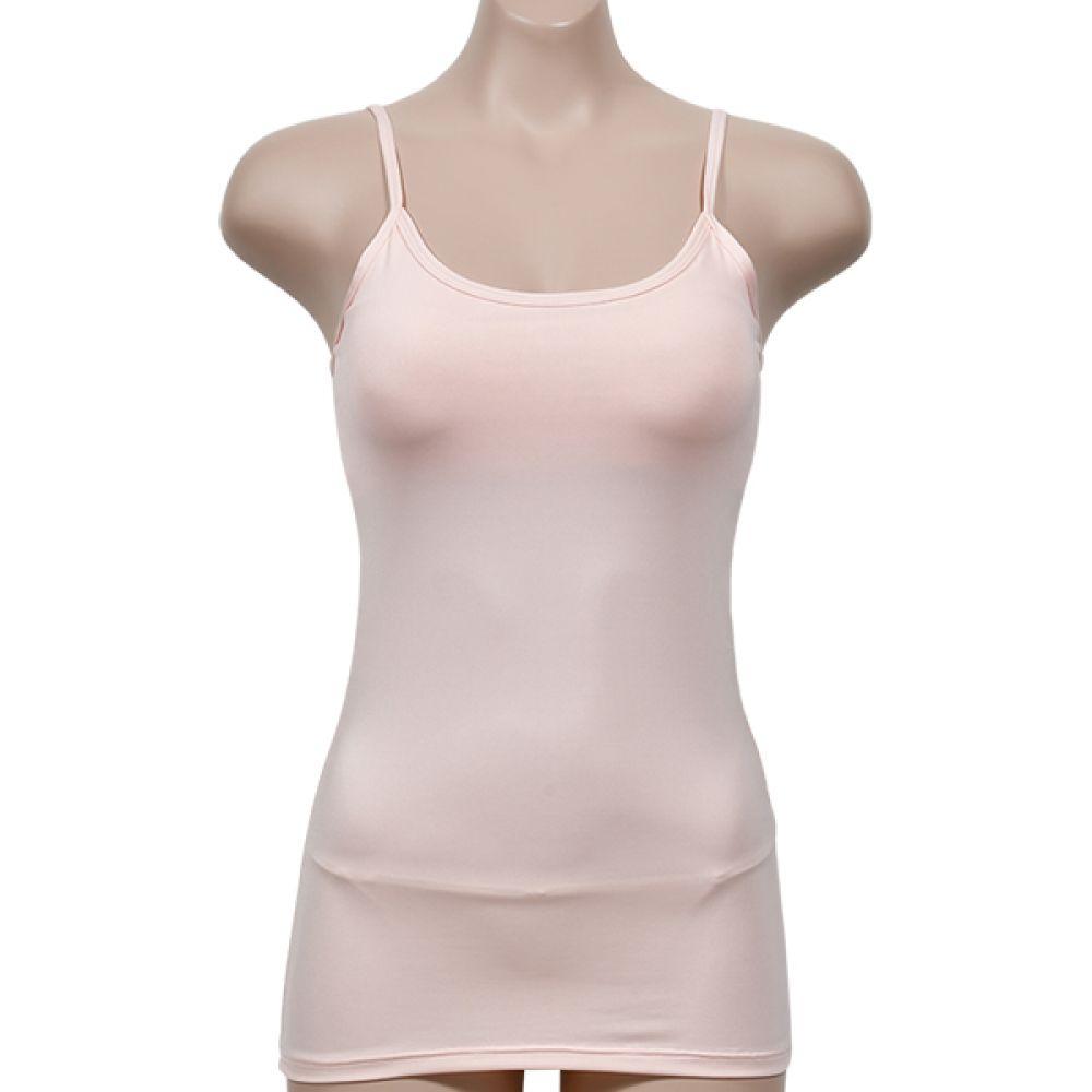 (린다)(1005끈런닝)캡내장 여성 끈 런닝 여자속옷 여성속옷 여성런닝 여자런닝 끈런닝