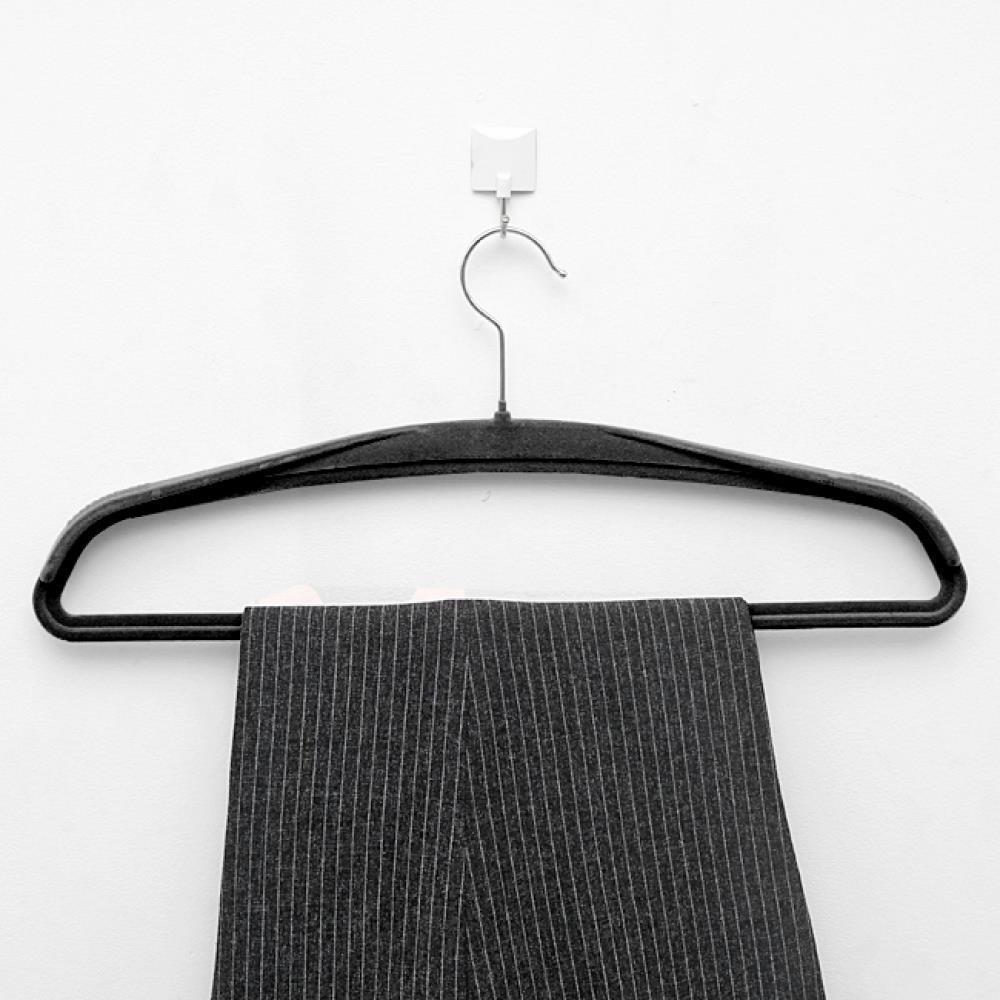 그레이 벨벳 논슬립옷걸이 스웨이드옷걸이 바지걸이 옷가게옷걸이 회전옷걸이 티셔츠걸이 벨벳옷걸이 스웨이드옷걸이