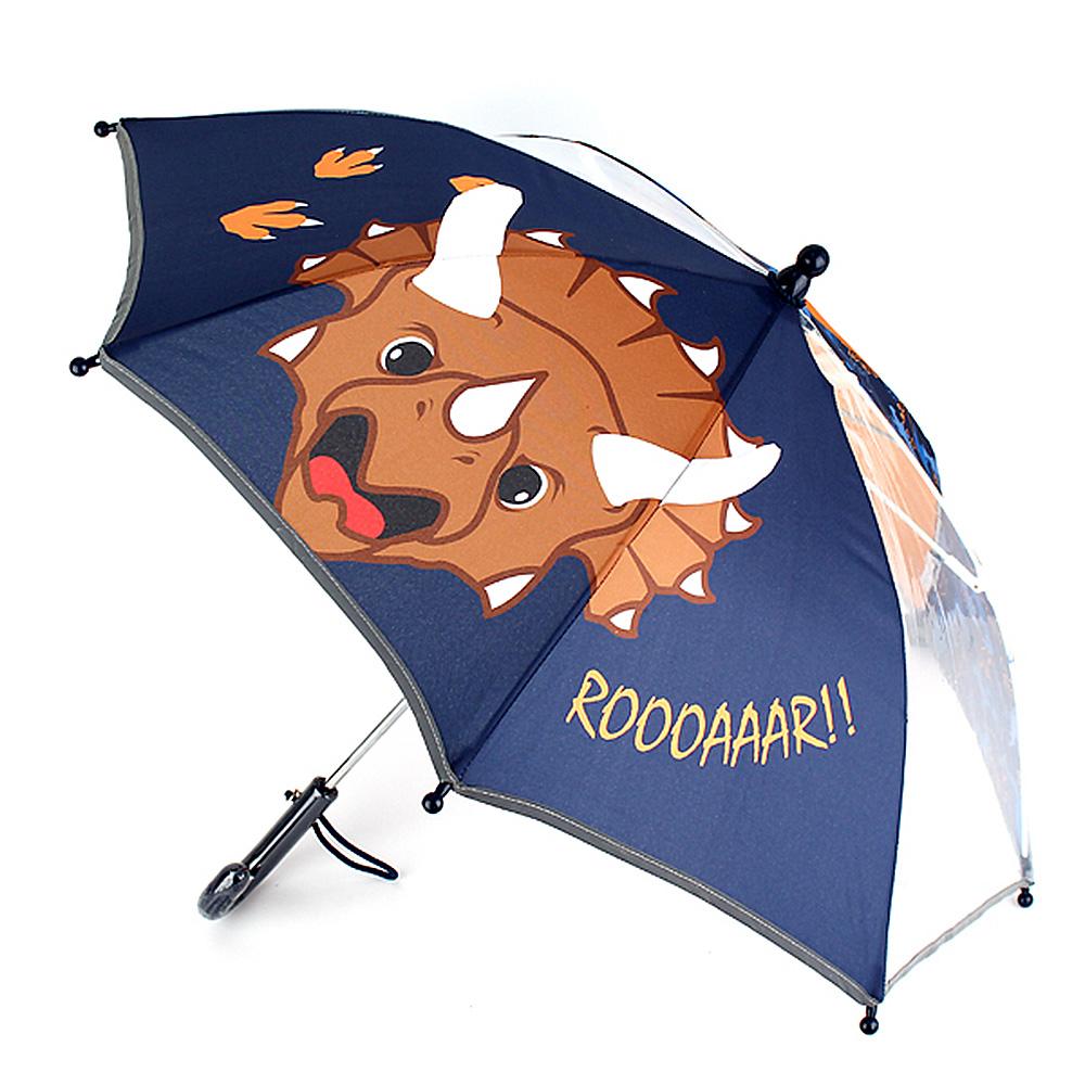 DZ0037 다이몬쥬 트리케라톱스 우산 40 우산 유아우산 아기우산 아동우산 어린이우산 초등학생우산 캐릭터우산 캐릭터장우산 자동우산 3단자동우산 3단우산 투명우산 유아투명우산 어린이투명우산 장마 카카오프렌즈 카카오 튜브