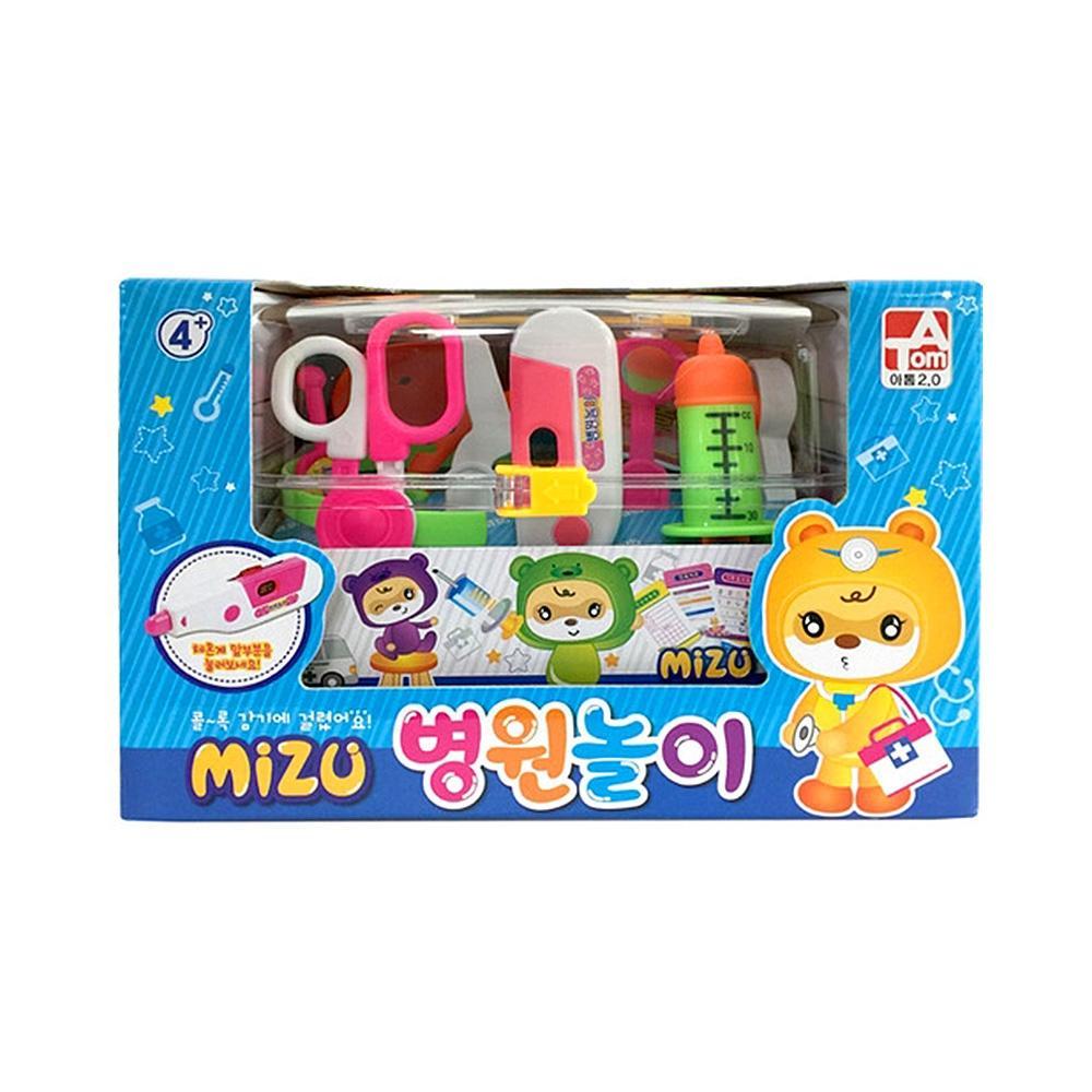 선물 유아 장난감 완구 미즈 병원놀이 1010 어린이날 유아원 장난감 2살장난감 3살장난감 4살장난감