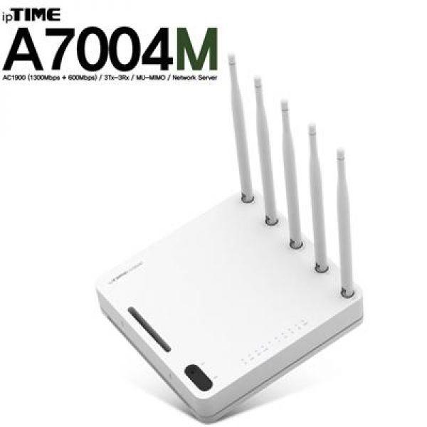 A7004M WHITE 11ac유무선공유기 컴퓨터용품 컴퓨터주변기기 공유기 유무선공유기 와이파이