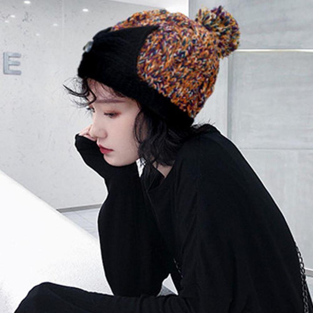 빅리본 방울모 겨울 여성 기모 패션 비니 방한 모자 털모자 여성겨울모자 여성패션모자 여성비니모자 방울비니 겨울여자모자 귀달이모자 여성방한모자 여성니트모자 겨울털모자