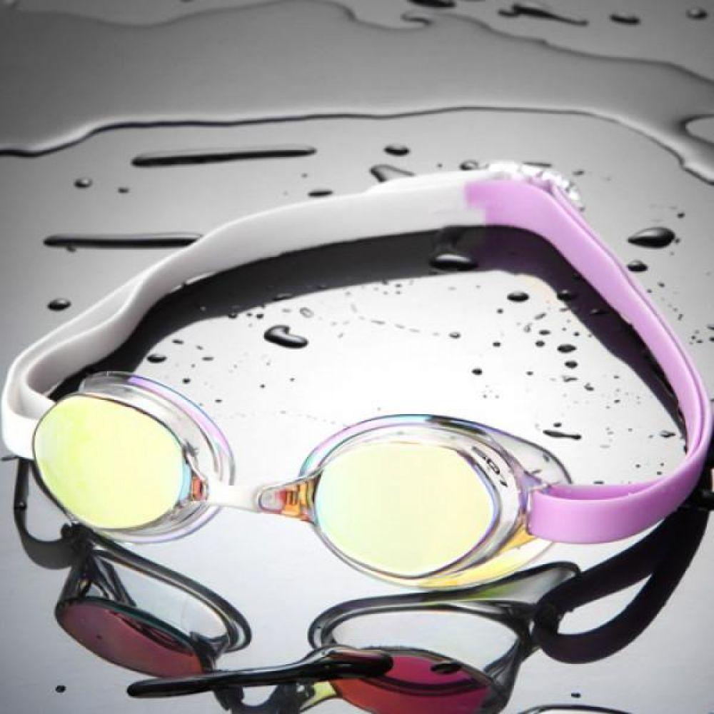 SGL-8200-CLWHVO SD7 선수용 노패킹 컬러믹스 수경 수영용품 물안경 남자수경 여자수경 성인물안경