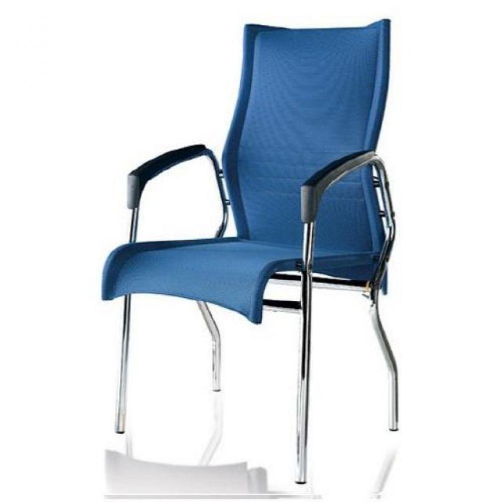 회의용 고정의자 모시(중)(올메쉬) 518-PS707 사무실의자 컴퓨터의자 공부의자 책상의자 학생의자 등받이의자 바퀴의자 중역의자 사무의자 사무용의자