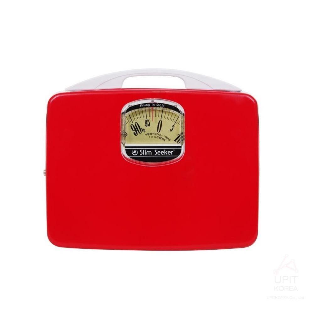 기계식 체중계 슬림시커 S-10_1585 생활용품 가정잡화 집안용품 생활잡화 잡화