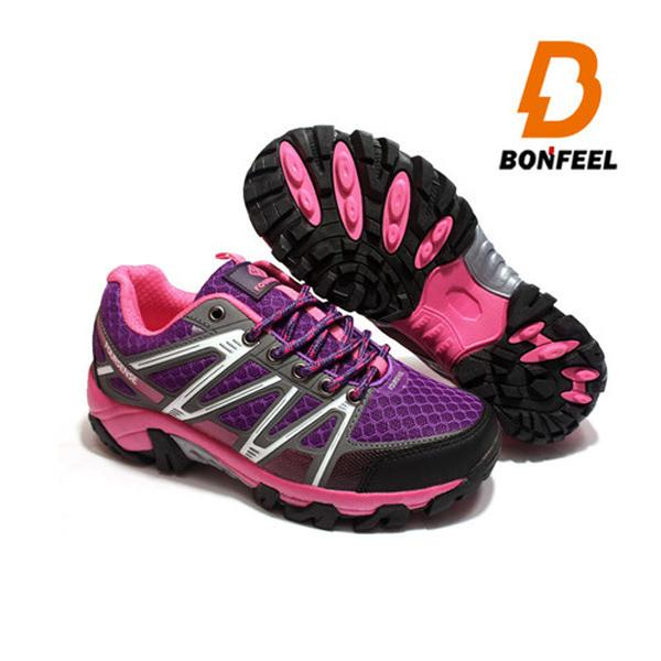 본필 여성 등산화 트레킹화 BFM-3802(purple) 신발