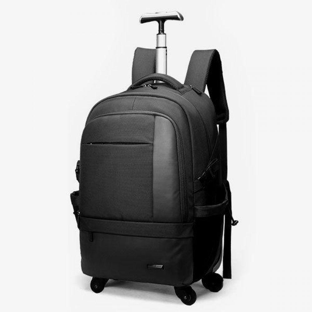 KJ_FKK018 여행용 트롤리백팩 데일리가방 캐주얼백팩 디자인백팩 예쁜가방 심플한가방