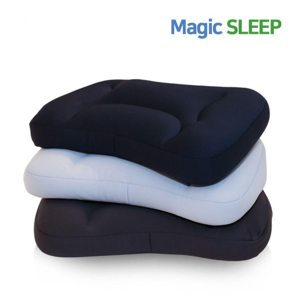 매직슬립 마이크로에어볼 마법베개 1EA 침대 침구 베개 베개커버 이블커버 요세트