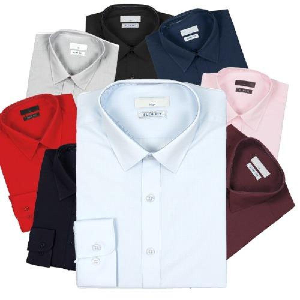 베이직 슬림핏 남자와이셔츠 8colors 남자와이셔츠 와이셔츠 남자셔츠 옥스포드셔츠 남성셔츠 남자정장셔츠 정장와이셔츠 빅사이즈셔츠 화이트셔츠 블랙셔츠 슬림핏셔츠 무지셔츠 심플셔츠 남자체크셔츠 남자스트라이프셔츠