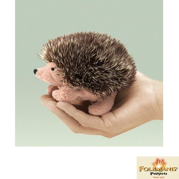 폴크마니스 고급 손가락 고슴도치 (F26686210) (36개월 이상) (손가락 인형) 매직캐슬 손가락인형 고슴도치 유아놀이 인형