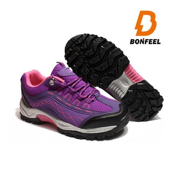 본필 여성 등산화 트레킹화 BFM-3801(purple) 신발 여성등산화 여성용트레킹화 경등산슈즈 여성워킹화 가벼운등산화 경등산화 중등산화