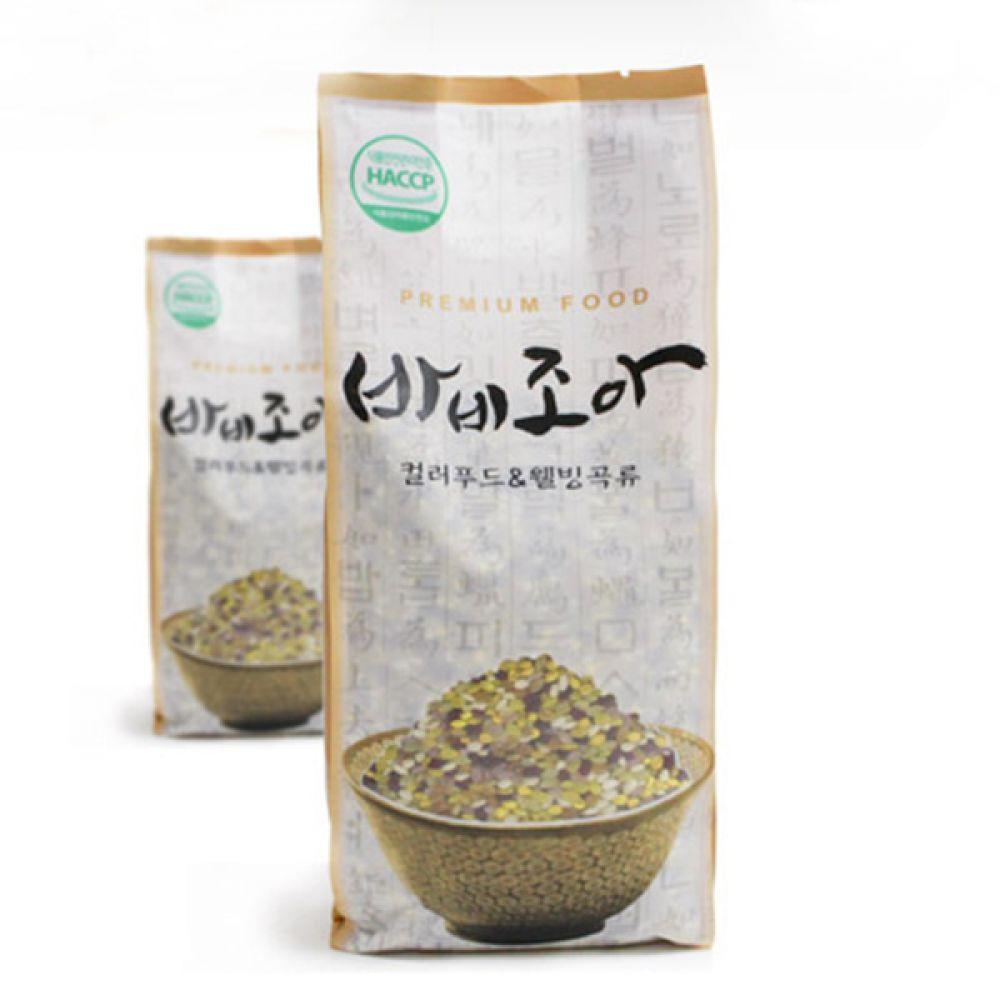 어린이영양 기능성 천연 칼라쌀 1kg 쌀 현미 오곡 영양 밥 컬러쌀 칼라쌀 씻은쌀 씻어나온쌀 세척쌀