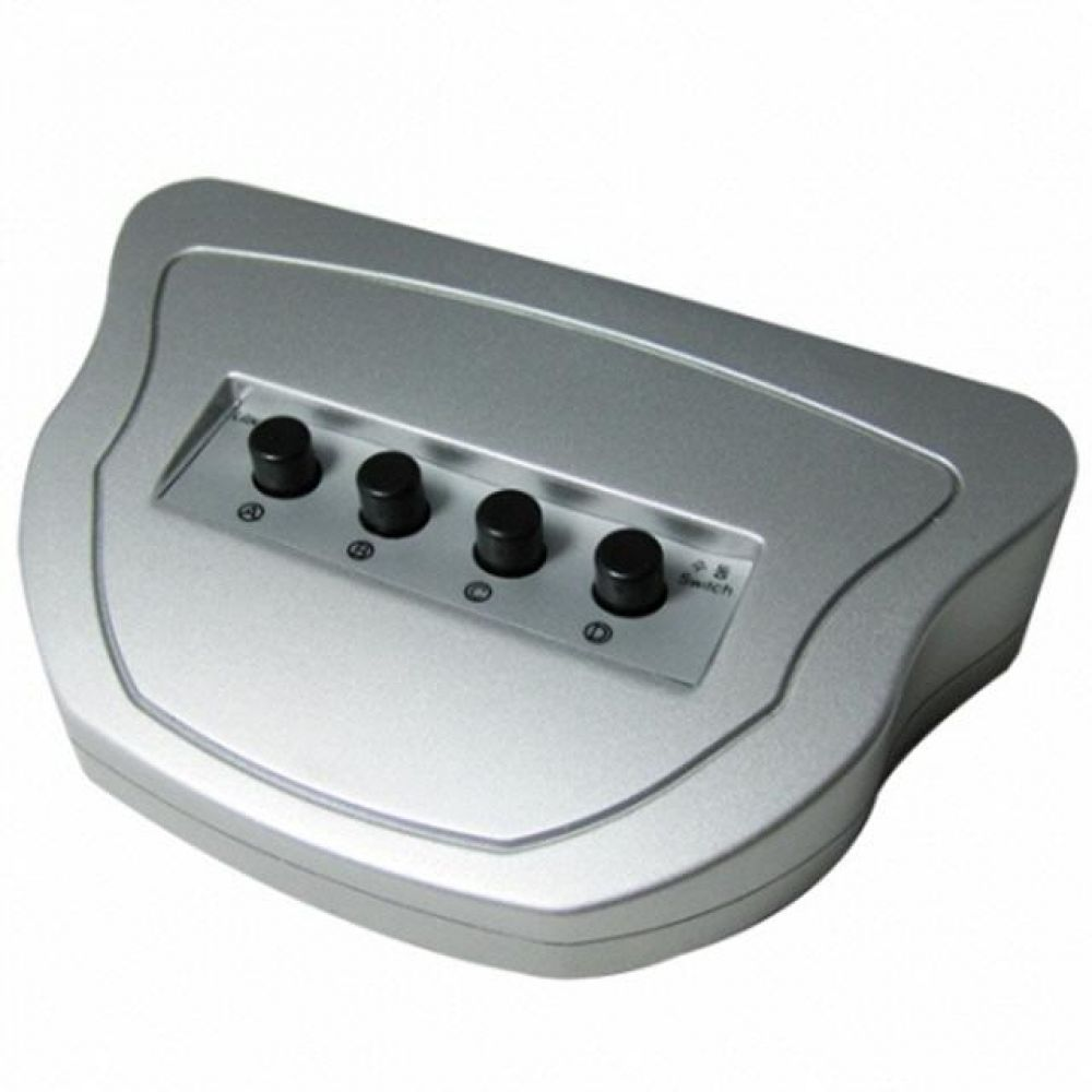 30080 LANstar USB 수동선택기 4대1 A F-B Fx4 컴퓨터용품 PC용품 컴퓨터악세사리 컴퓨터주변용품 네트워크용품 사운드분배기 모니터선 hdmi셀렉터 스피커잭 옥스케이블 hdmi스위치 hdmi컨버터 rgb분배기 rca케이블 av케이블