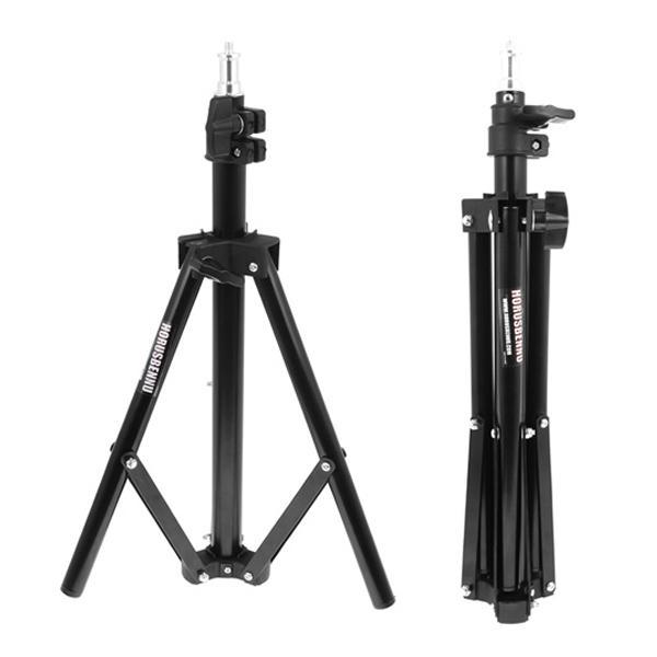 호루스벤누 미니 라이트스탠드 MGX-LST800 (80cm/스튜디오/스트로보/플래시/조명) 조명스탠드 스튜디오세트 스튜디오조명 카메라조명 조명삼각대