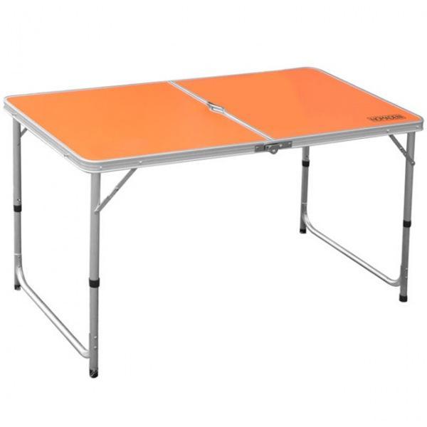 몽동닷컴 휴대용 접이식테이블 오렌지 테이블 접이식테이블 캠핑테이블 야외테이블 휴대용테이블