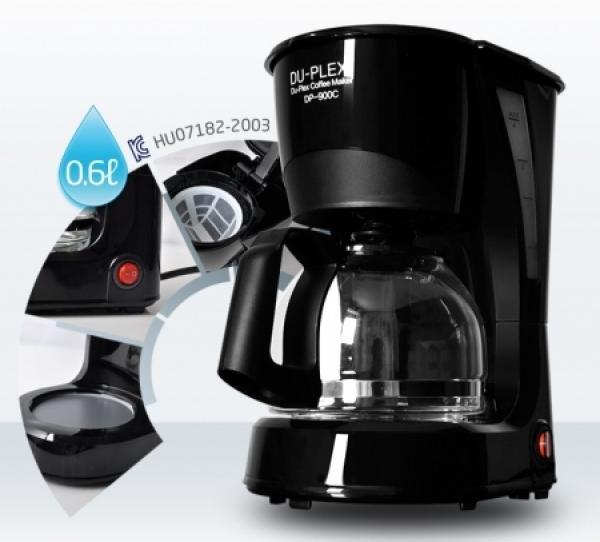 몽동닷컴 듀플렉스)커피메이커 DP-900C 듀플렉스 커피메이커 DUPLEX 커피머신 커피