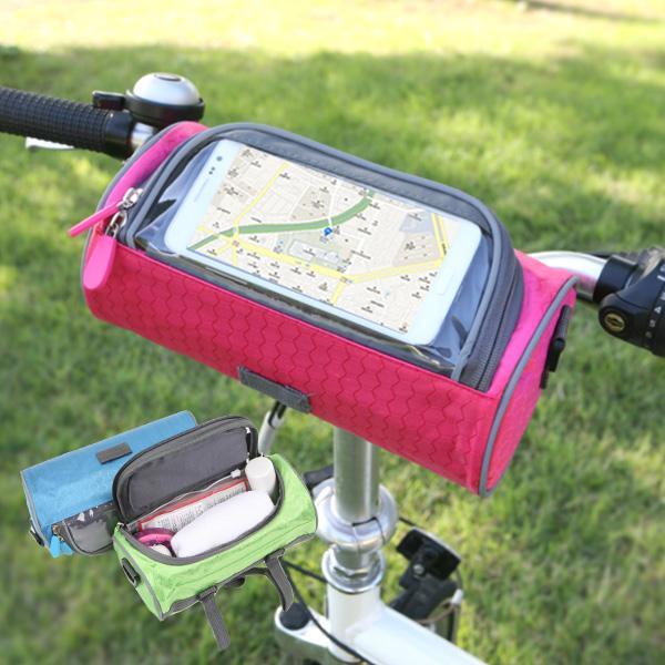 원통형 자전거 가방 안장 가방 파우치 자전거가방 안장가방 스포츠용품 가방 파우치 레져