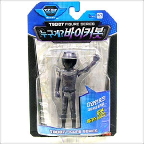[영실업] 또봇피규어 - 누구게? 바이커봇 또봇 캐릭터로보트 또봇피규어 바이커봇 어린이장난감 어린이선물 유아완구