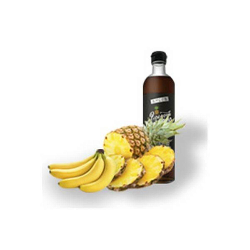 초지일관 천연발효 파인애플 바나나 흑초 500ml 식초 발효 신맛 흑미 건강