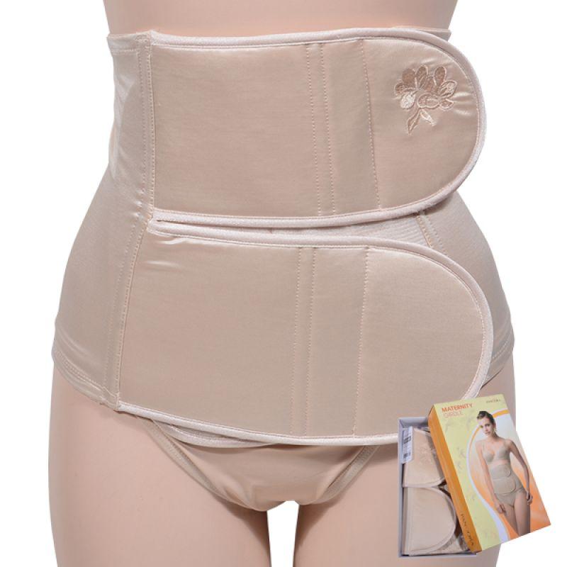 (비비안)(GR3707)산후보정용 접착식 니퍼(복대) 임부속옷 임부복대 임산부복대 니퍼 복대