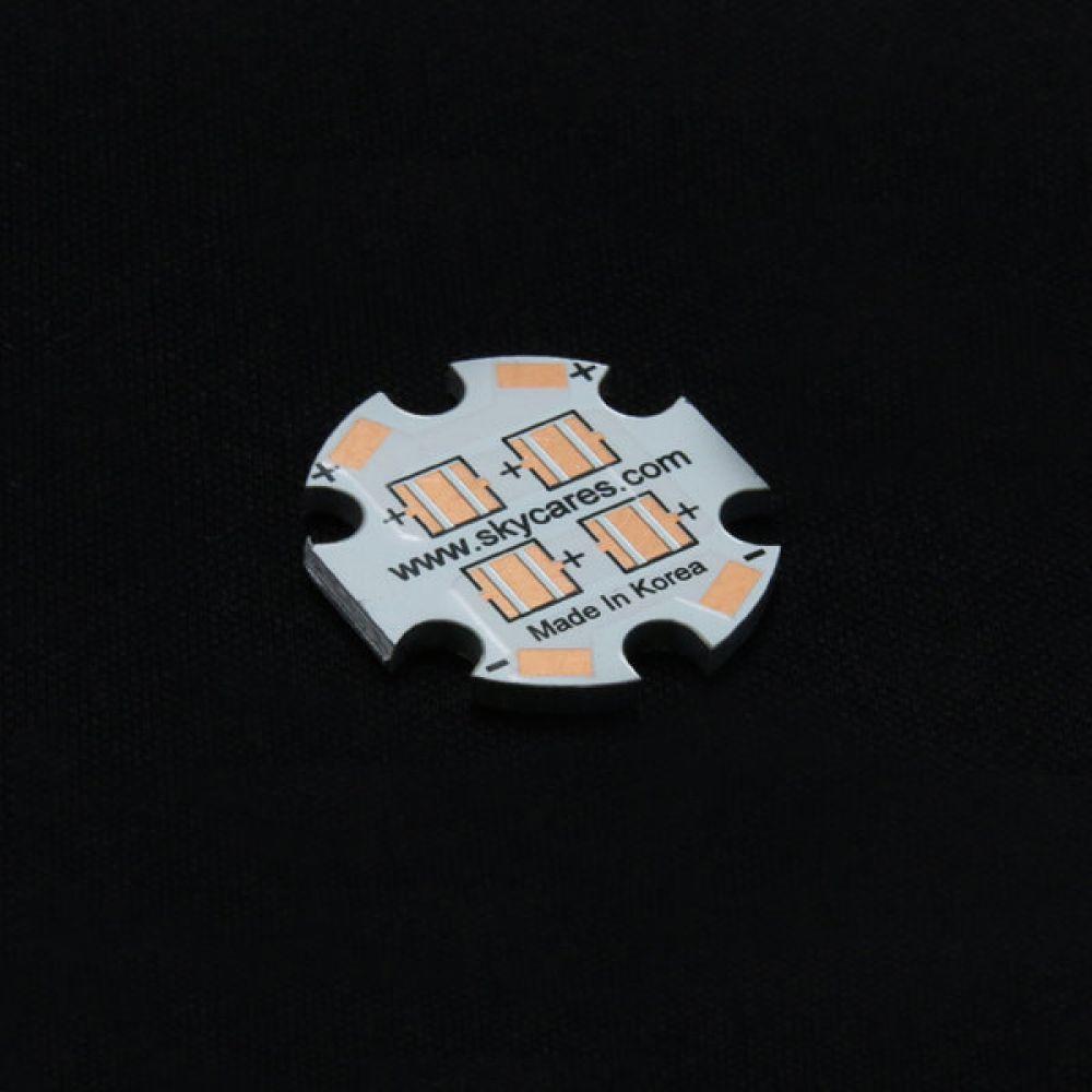 3535 LED PCB 기판 메탈PCB  알루미늄 방열판 LEDPCB 4S1P 5개 PCB LEDPCB LED기판 방열판 LED방열판 메탈PCB 알루미늄방열판 METALPCB 메탈방열판 3535LEDPKG