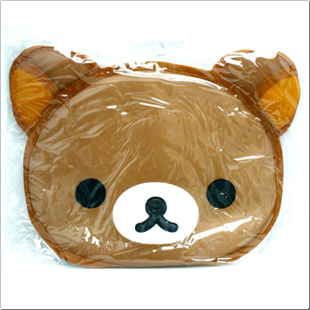 리락쿠마 여름얼굴방석 캐릭터 캐릭터상품 생활잡화 잡화 유아용품