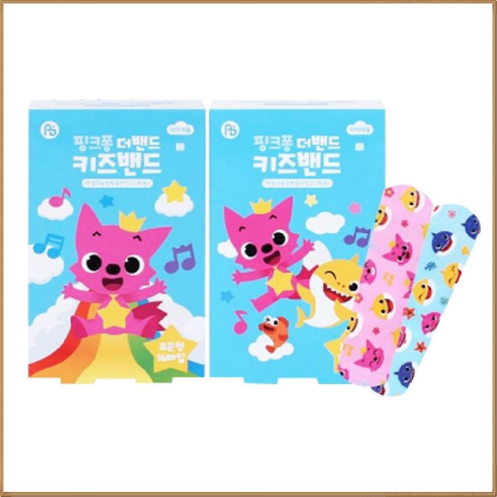 핑크퐁 더밴드 키즈밴드-표준형 (통출고) 캐릭터 캐릭터상품 생활잡화 캐릭터제품 잡화