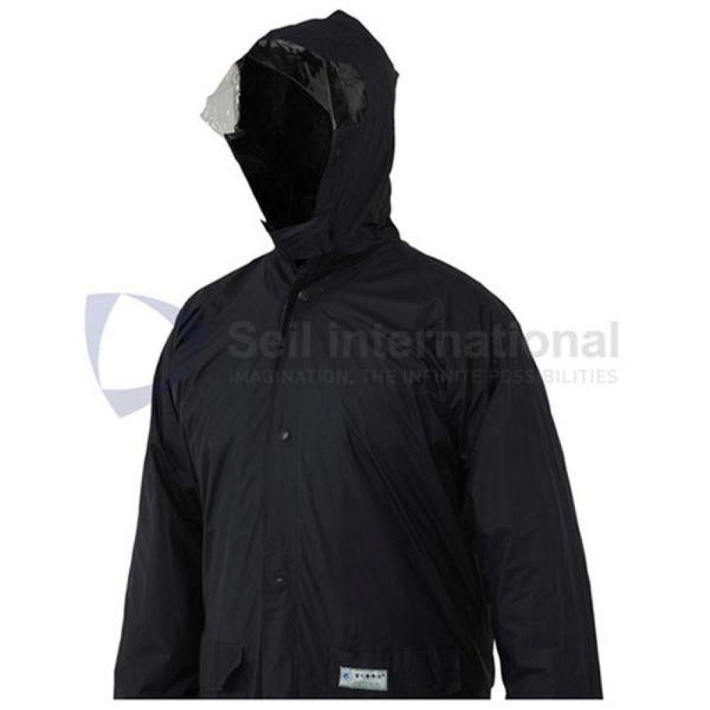 제비표 우의 Si-203 경작업용 우비 비옷 개인보호구 보호복 우의 비옷 분리식우의 남성레이코트 남성비옷