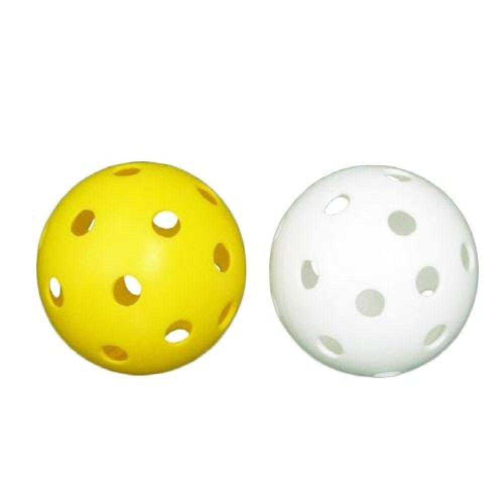 NISPO 플라스틱 플로어볼 2컬러 스포츠용품 운동용품 실내체육용품 체육놀이 어린이스포츠놀이 플로어볼