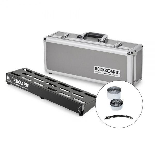 이펙터 하드케이스 2.1 페달보드 RockBoard Gig Bag 이펙터케이스 페달보드케이스 이펙터가방 페달케이스 페달보드 이펙터페달보드