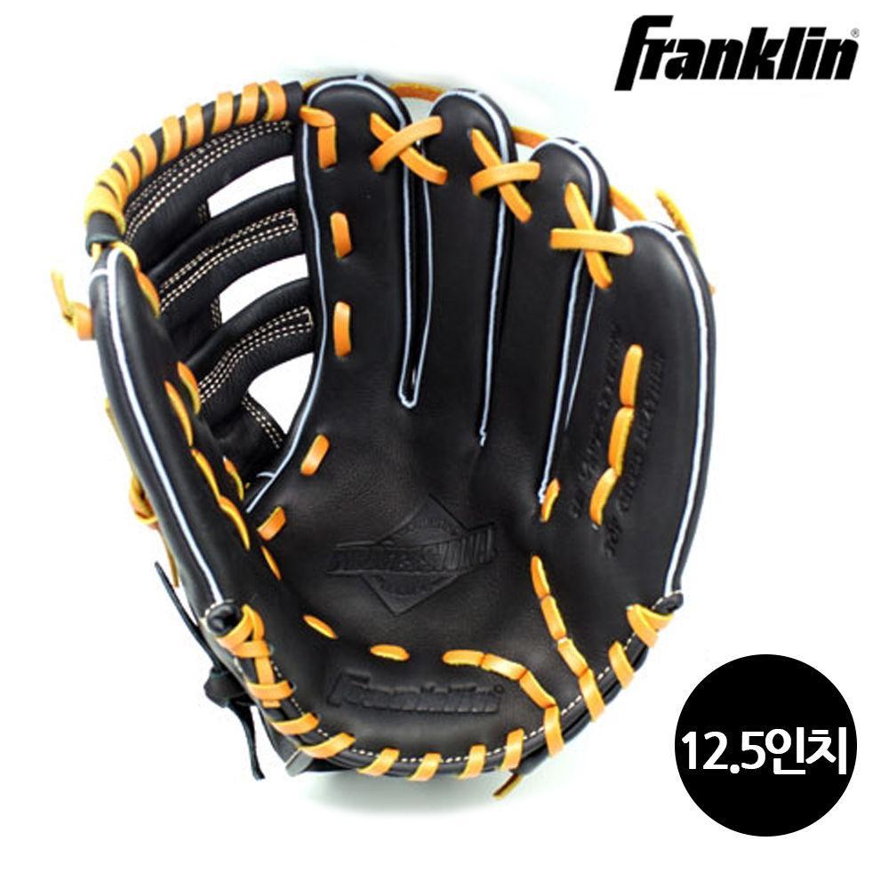 프랭클린 소가죽 글러브 (4035TB) (12.5in) (우투용) 야구공가방 야구공 볼가방 볼 공가방