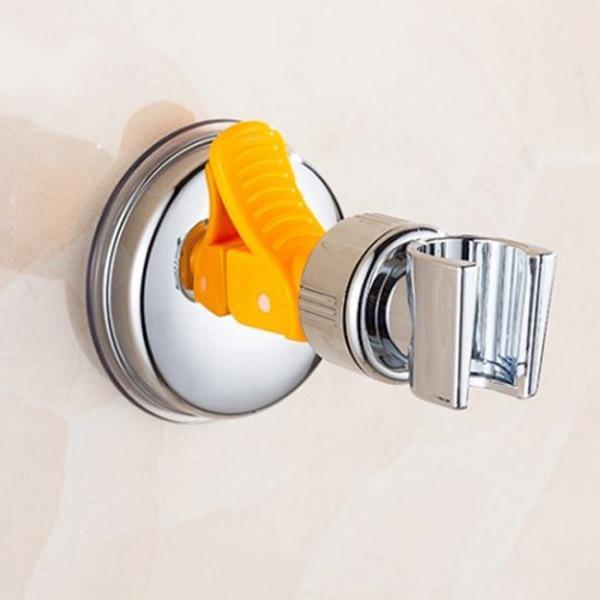빠띠라인 원터치 샤워거치대 샤워거치대 욕실용품 욕실거치대 샤워기거치대 샤워기고정