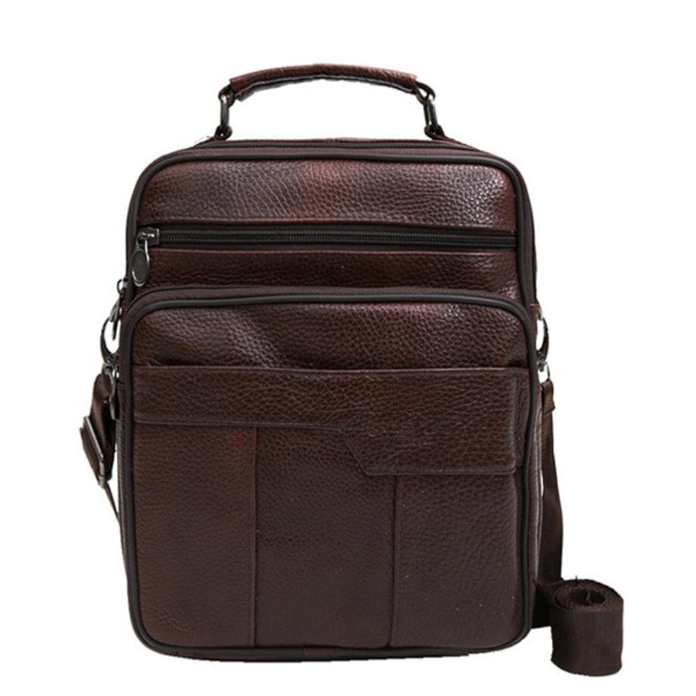 UK_HUU040 놈스타일 클래식 소가죽 크로스백 출근가방 남성크로스백 가죽가방 아빠가방 선물가방