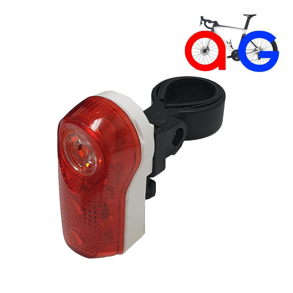 AG744L 자전거 3LED 3모드 안전후미등 라이트 자전거 후미등 안전등 안개등 라이트