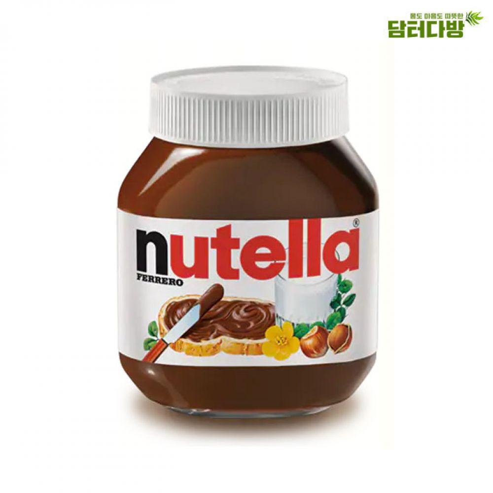 악마의 잼 초코맛 누텔라 370g 악마의잼 누텔라 초코잼 맛있는잼 누구나좋아하는 아이들이좋아하는 아이들간식용 달달한 맛있는