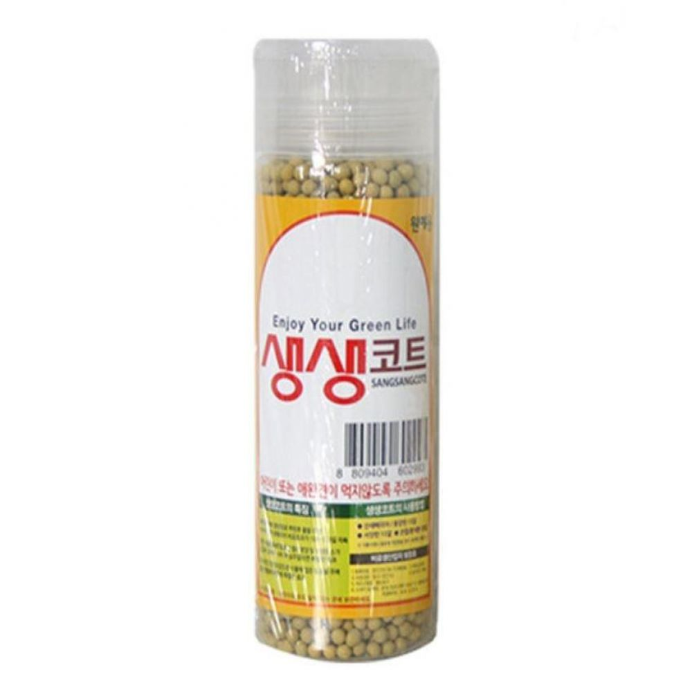 생생코드 식물영양제 소(120g) 화분 나무 비료 거름 알갱이형