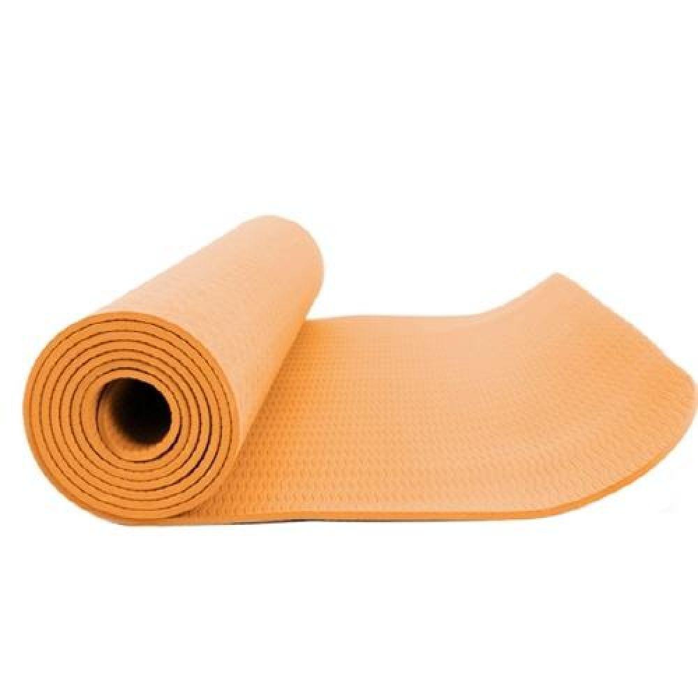 홈트운동 필수품 아이워너 요가매트 오렌지 스포츠용품 운동용품 요가용품 필라테스용품 요가매트 와이드요가매트