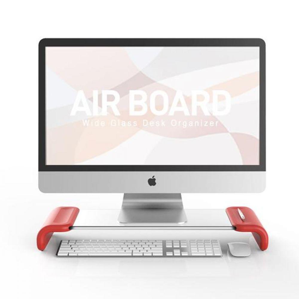 모니터 거치대 Air Board 사무 문구 생활 아이디어상품 펜시