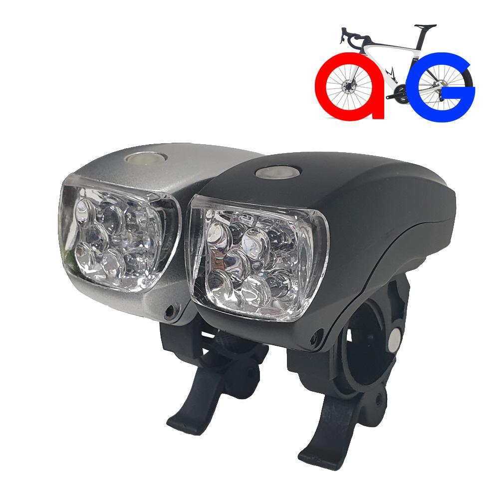 AG761 자전거 5LED 분리형 점멸 전방라이트 자전거 전조등 전방등 자전거등 전방라이트