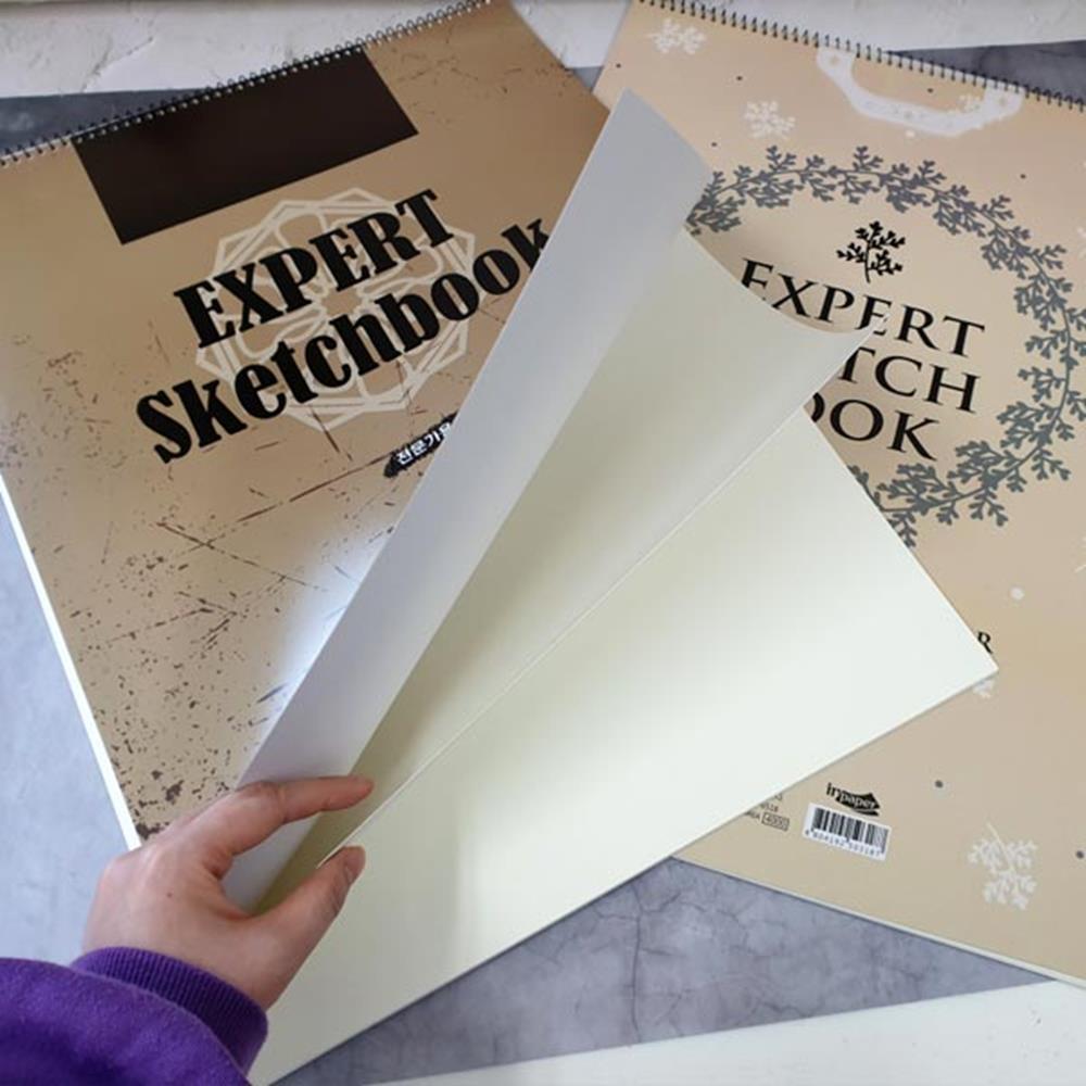4절 전문가용 스케치북 4000 색칠하기 미술북 미술책 스케치북 색칠북 문구 색칠공부 미술책