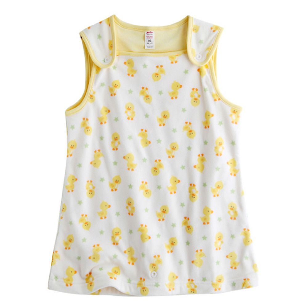 병아리 아기 수면 조끼(3-5세) 202954 수면조끼 아기조끼 유아조끼 조끼 엠케이 조이멀티