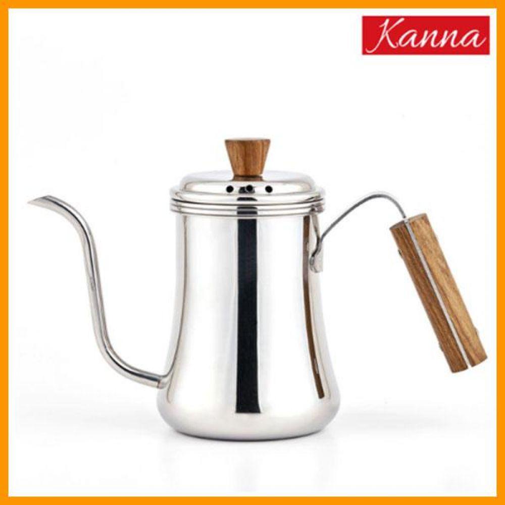 오슬로 커피드립포트 칸나 (메탈) 700ml 포트 드립포트 커피포트 커피드립포트 커피용품