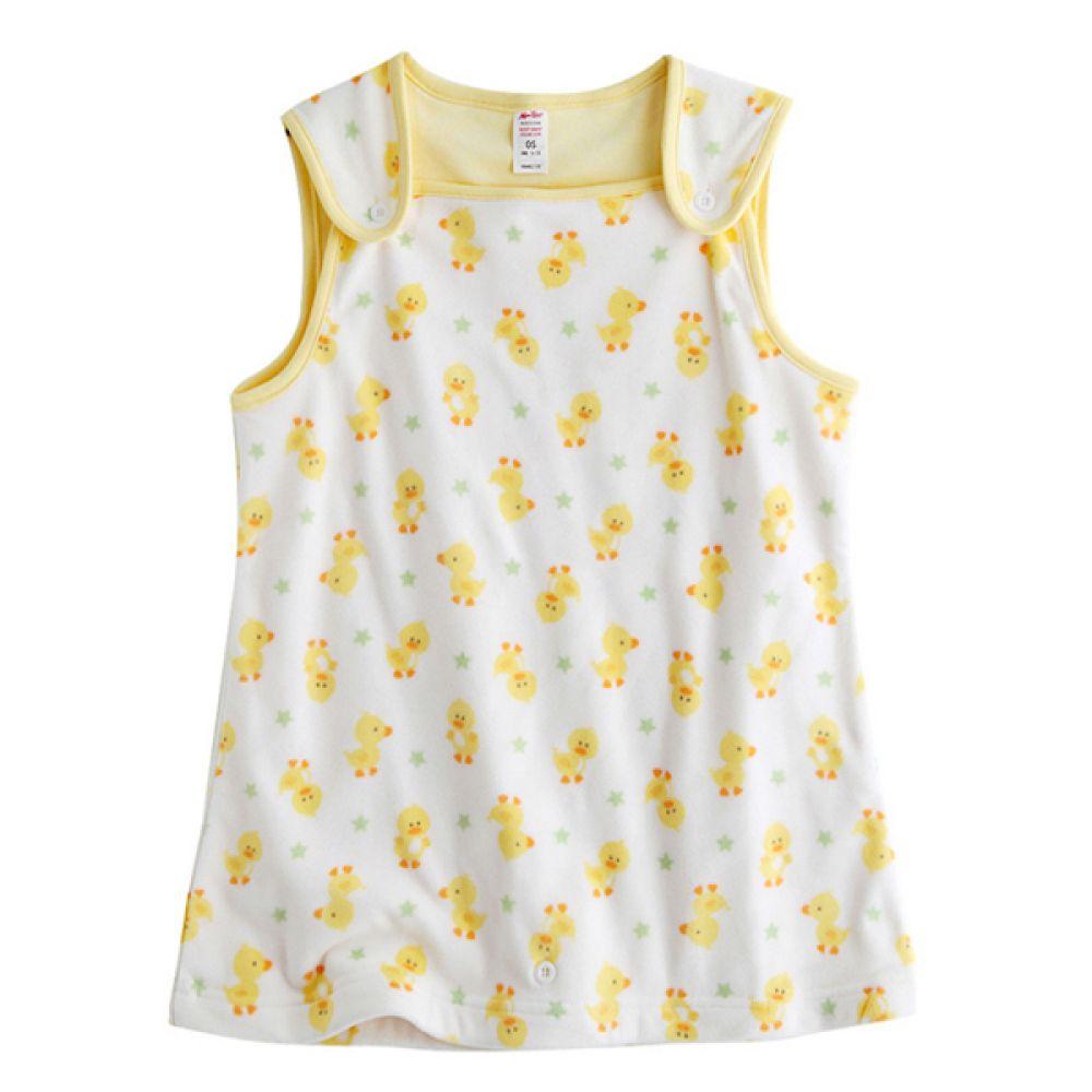 병아리 아기 수면 조끼(3-5세) 300200 수면조끼 조끼 아기조끼 유아조끼 유아옷 슬리핑조끼 아동조끼 퍼조끼 배앓이방지 엠케이 조이멀티