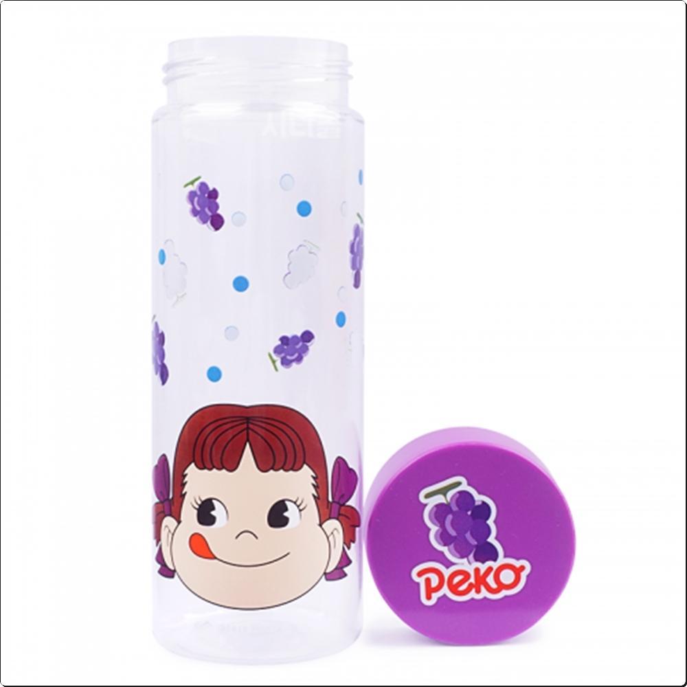 페코포코 페이스 클리어보틀 500ml(포도)(046972) 캐릭터 캐릭터상품 생활잡화 잡화 유아용품