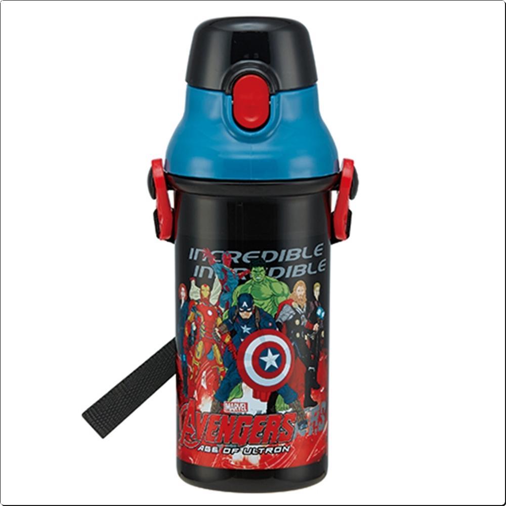 (마블) 어벤져스 원터치 물통 480ml(일)(304576) 캐릭터 캐릭터상품 생활잡화 잡화 유아용품