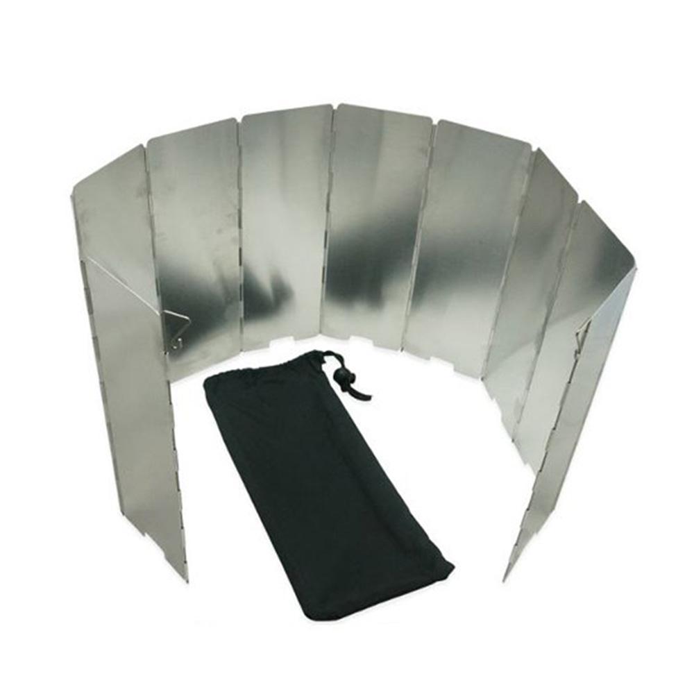 야외 캠핑 스테인레스 버너 바람막이 접이식 낚시 캠핑용품 캠핑바람막이 접이식바람막이 버너바람막이 낚시