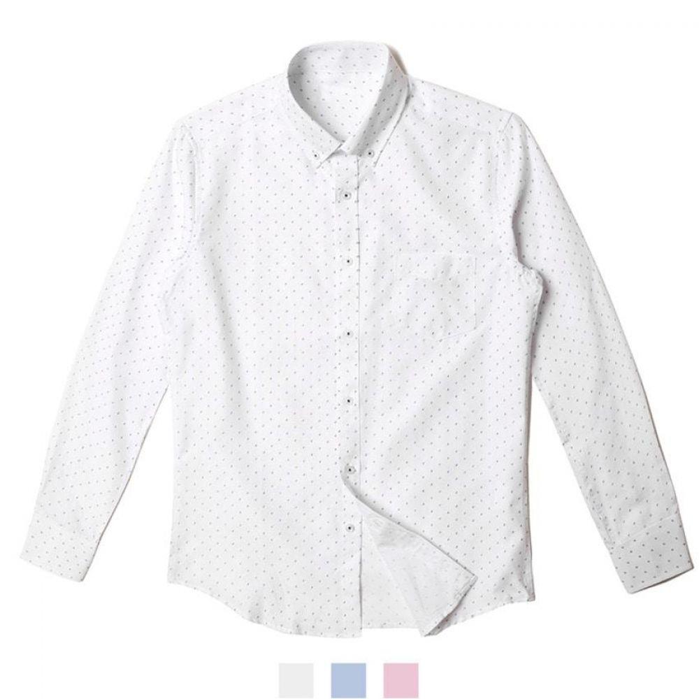 N 도트 남자셔츠 3colors 남자와이셔츠 와이셔츠 남자셔츠 옥스포드셔츠 남성셔츠 남자정장셔츠 정장와이셔츠 빅사이즈셔츠 화이트셔츠 블랙셔츠 슬림핏셔츠 무지셔츠 심플셔츠 남자체크셔츠 남자스트라이프셔츠