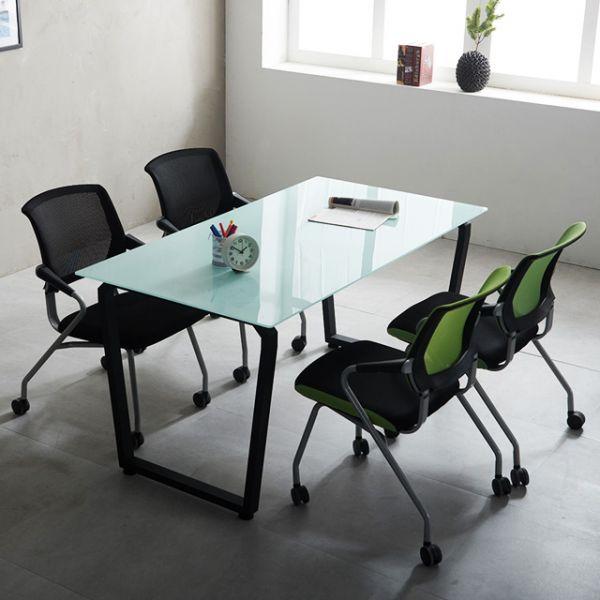 다이아 1500 철제 테이블 식탁 테이블 철제테이블 철재테이블 스틸테이블 식탁테이블 테이블식탁 테이블책상 책상테이블 다용도테이블 노트북테이블