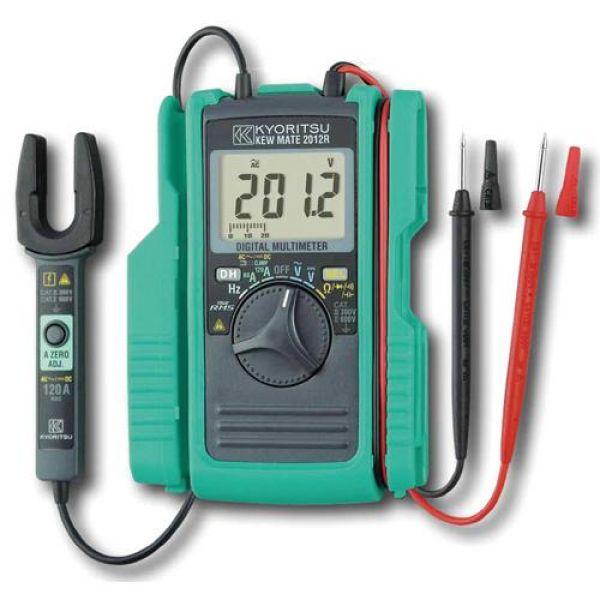 교리쯔 디지털 테스터(클램프겸용) 4163811 디지털테스터 클램프 클램프테스터 측정공구 측정